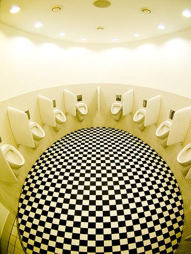 The Man's World Bathroom