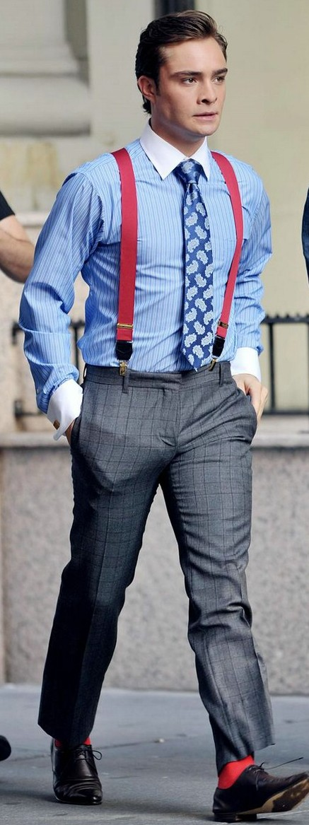 ed-westwick-suspenders... Ed Westwick